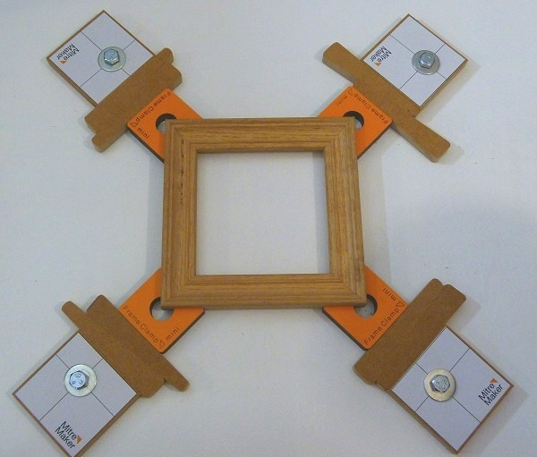 Frame Clamps from Mitre Maker